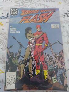 Flash Volume 2 (1987-2009) (DC Comics) #10