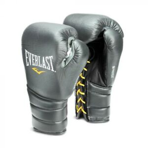 Everlast Protex 3 Pro Fight Gloves 10 oz XL (retail $149.99)