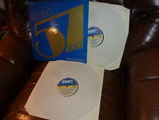 Studio 57 Vol 2.  Megamixes T.Ski Vally Billy Jean Bobby O  Advance.. 2 LPs