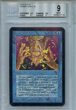 MTG Alpha Power Sink BGS 9.0 (9) Mint Card Magic the Gathering  Amricons 1719