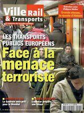 Ville Rail & Transports n°493 - Transports Publics, etc. (7/04/2010)