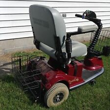 Rascal 3 wheel disability scooter used