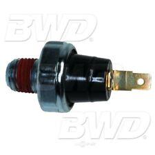 BWD S4014 Engine Oil Pressure Switch - Oil Pressure Light Switch