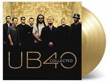 UB40 - Collected, Limited Import 180G 2LP COLORED VINYL Foil #'d Gatefold New!