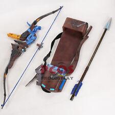 Hanzo Shimada Cosplay Bow & Arrow Set mp003431