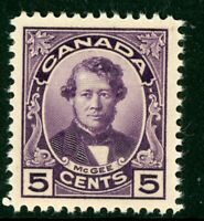 Canada 1927 Historical Issue 5¢ Scott #146 MNH H804
