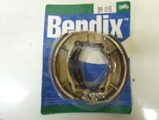 Ganascia freno Bendix moto Suzuki 100 RM 1976 - 1981 BA015 Nuovo coppia thomas
