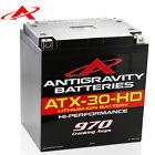 NEW Antigravity Batteries ATX30-HD 970CCA Heavy Duty YTX-30 Lithium Ion Battery