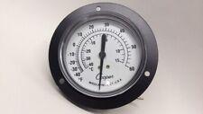"Cooper 8122-01-3 Vapor Thermometer 3-1/2"" Dial 4-7/8"" Flange Mount 3 Bolt 5WX80"