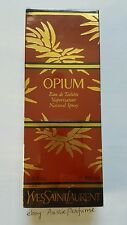 Collectible Vintage Perfume YSL Opium EDT 1992 100 Ml