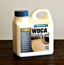 WOCA Diamond Öl  extra weiß 1L, Parkettöl, Diamond oil extra white