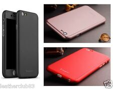 IPAKY Brand Full 360 Protection Cover Case for Apple Iphone 6 6S 6 Plus 6S Plus