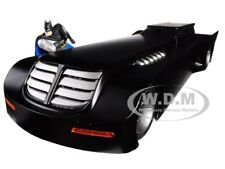 "BATMOBILE & BATMAN DIECAST FIGURE ""ANIMATED SERIES"" DC COMICS 1/24 JADA 30916"