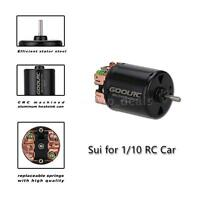 High Quality GoolRC 540/27T Sensored Brushed Motor for 1/10 RC Car DL