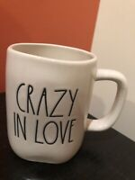 Rae Dunn Crazy in Love Mug