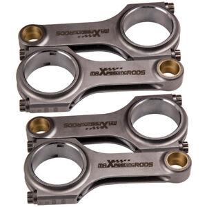 For Peugeot 306 RS S16 2.0L Turbo H faisceau bielles connecting rods w/ ARP TUV