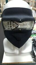 UV9917 Motorcycle Mask with Extra Clear lens and Pouch.