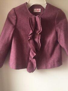 Il Gufo Coat Size 2