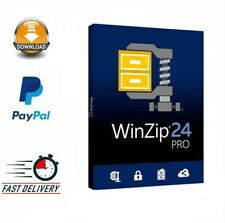 WinZip 24 Pro ✔️ Full Version ✔️ 5 PC ✔️ Lifetime Licence Key ✔️ Windows ✔30 sec