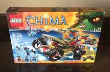 LEGO 70135 Legends of Chima Craggers Fire Striker New Sealed Box! RARE