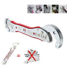 Multi Purpose Functional Spanner Tools Universal Magic Adjustable Wrench 9~45mm.