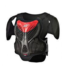 Youth a-5 s body armor black/red l/xl - Alpinestars 6740518-131-LXL