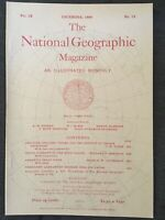 (REPRINT!) National Geographic Magazine December 1898 Vol. IX No.12, Atlantic