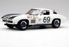 Corvette Stingray Competition 1967 #69 Sebring 12 Hours Jowett, Jr./Mouat Exoto