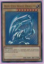 Blue-Eyes White Dragon - Ultra Rare - CT13-EN008 YuGiOh Original