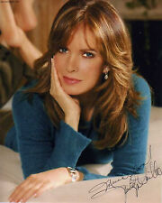 JACLYN SMITH PERSONALLY OWNED AND WORN BEIGE  DESIGNER CREATED SLACKS/PANTS!