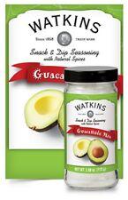 J.R. WATKINS Guacamole Snack & Dip Seasoning 3.88 oz.