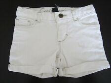 GAP Girls White Shorts, Age: 4