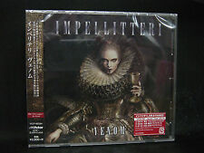 IMPELLITTERI Venom JAPAN CD Driver Rob Rock Fifth Angel