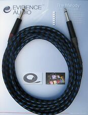 Evidence Audio Melody Cable 15 foot S/S R/S S/R or R/R