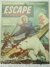 """""""Escape"""" March 1959 Polar Cover"""