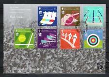 Ile de Man 2012 Jeux Olympiques de Londres FDC neuf ** 1er choix