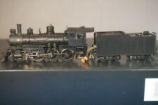 Bachmann Spectrum HO Baldwin 4-6-0 Steam Loco High Boiler Unlettered