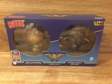 Funko Dorbz Wonder Woman 2 Pack Wonder Woman & Ares Summer Convention 2017