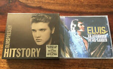 ELVIS PRESLEY CD Bundle HitStory 3CD Set & An Afternoon in the Garden Live