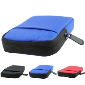 Hard Drive Carrying Bag Pouch Case 2.5 Inch Portable Bag Protective HDD SSD Hot