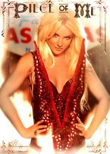 BRITNEY SPEARS 2014 / 2015 PIECE OF ME LAS VEGAS CONCERT PROGRAM BOOK / NM 2 MNT