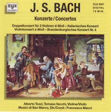 J.S. Bach - Konzerte - CD -