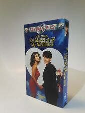 So I Married An Axe Murderer Mike Meyers Nancy Travis Anthony LaPaglia(VHS 2000)