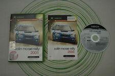 Colin mcrae rally 2005 XBOX pal