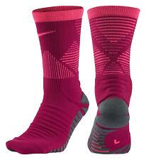 606ef4c3e70b NIKE STRIKE MERCURIAL Crew Football Soccer Socks Fuchsia   Pink Mens 10 -  11.5