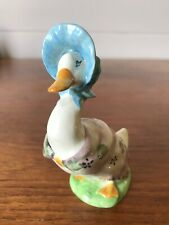 Vintage Beswick Beatrix Potter Jemima Puddleduck BP3b Figurine