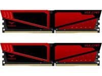 Team T-Force Vulcan 16GB (2 x 8GB) 288-Pin DDR4 SDRAM DDR4 3000 (PC4 24000) Memo