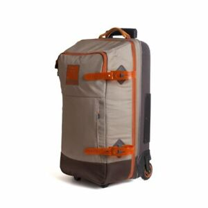 Fishpond Teton Soft Sided Rolling Carry on Luggage - Color Granite - NEW!