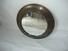 Mirror Dressing Table Wall Frame Brass Burnished