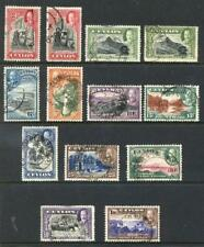 Pictorial Cancellation George V (1910-1936) British Colony & Territory Stamps